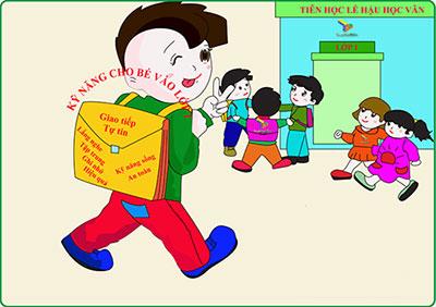Giáo dục mầm non chưa chú trọng kỹ năng sống cho trẻ