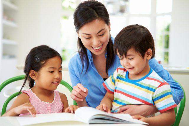 Dạy kỹ năng sống cho trẻ từ sớm