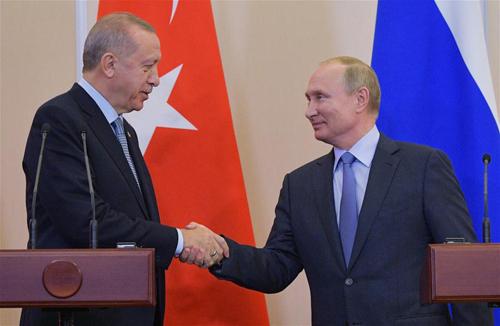 Nga – Thổ đạt thỏa thuận lịch lịch sử về Syria