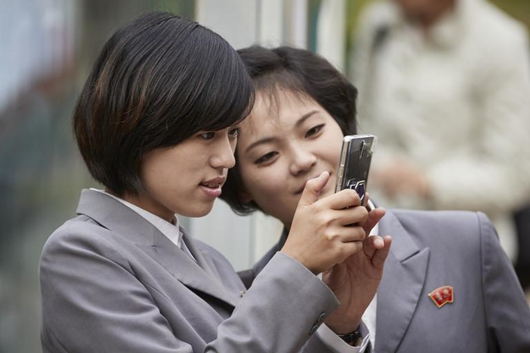 Kỷ nguyên smartphone ở Triều Tiên