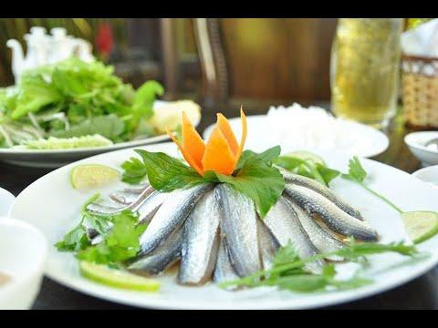 Gỏi cá sống – Món ngon nhiều hiểm họa