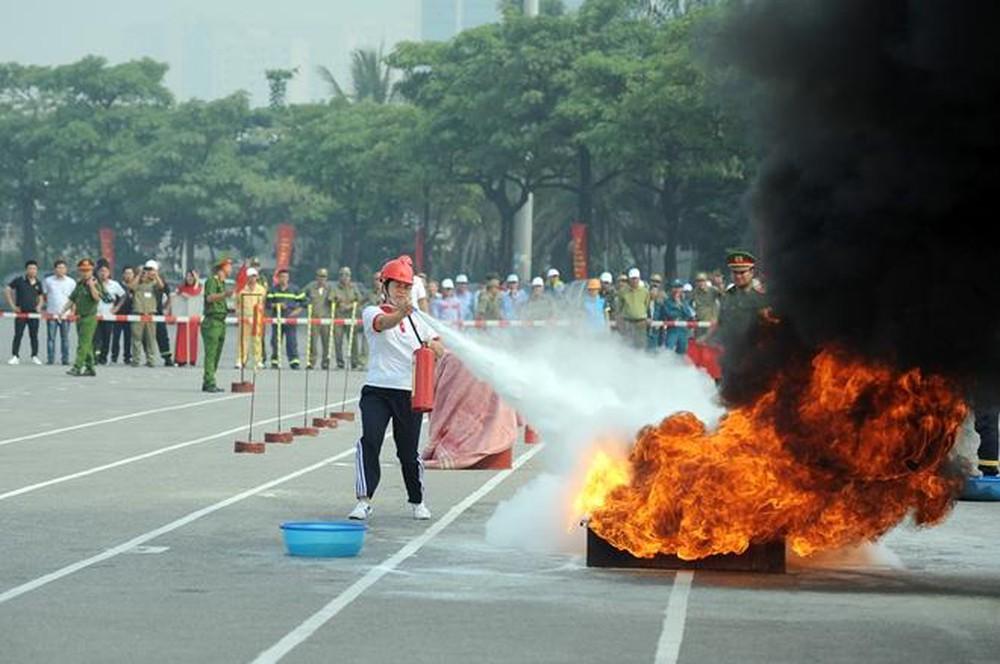 Nâng cao ý thức về phòng cháy, cứu nạn cho người dân thủ đô