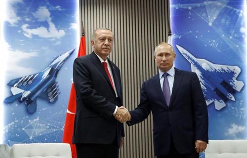 Nga – Thổ Nhĩ Kỳ nỗ lực duy trì thỏa thuận ngừng bắn tại Syria