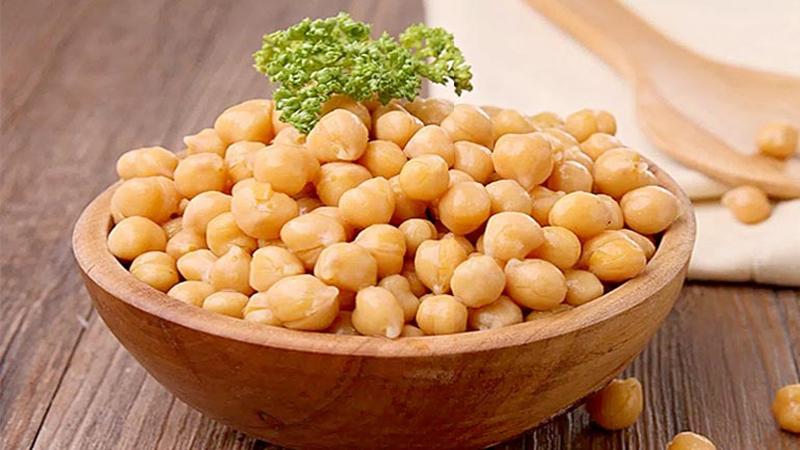 Những lợi ích từ hạt đậu gà