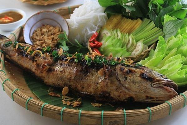 Cách làm món cá tràu nướng chuẩn vị