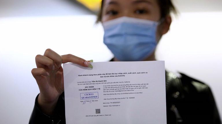 Bộ y tế có thể để Hà Nội tự công bố ca dương tính Covid-19