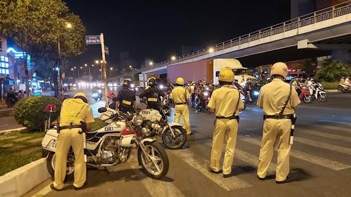 Lập 30 chốt giám sát người và phương tiện ra vào Thủ đô
