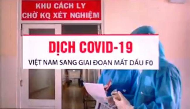 Dịch Covid-19 bước sang giai đoạn mất dấu F0, lây lan cộng đồng