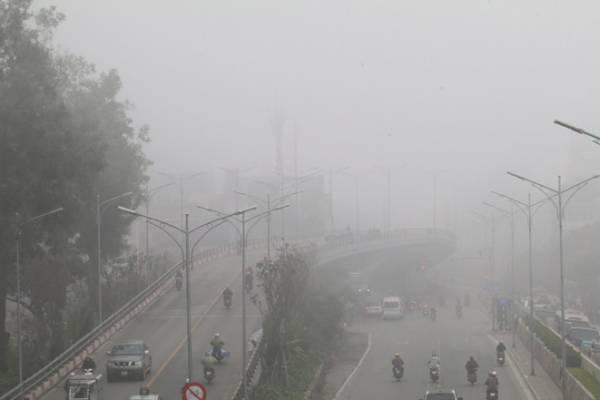 Thời tiết 6h 02/04/2020: Đông Bắc Bộ có sương mù và mưa nhỏ vào sáng nay