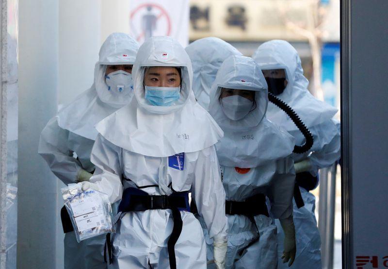 Hàn Quốc lạc quan chống dịch Covid-19