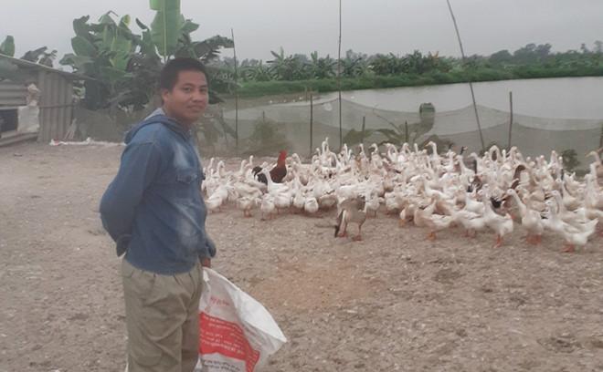 Thanh niên nghèo ủng hộ 1000 quả trứng vịt cho khu cách ly