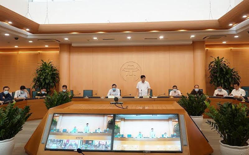 Hà Nội: Người dân còn chủ quan trong phòng dịch covid-19