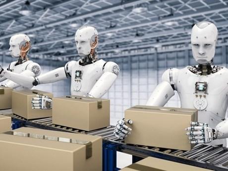 Sự lên ngôi của robot trong thời covid-19