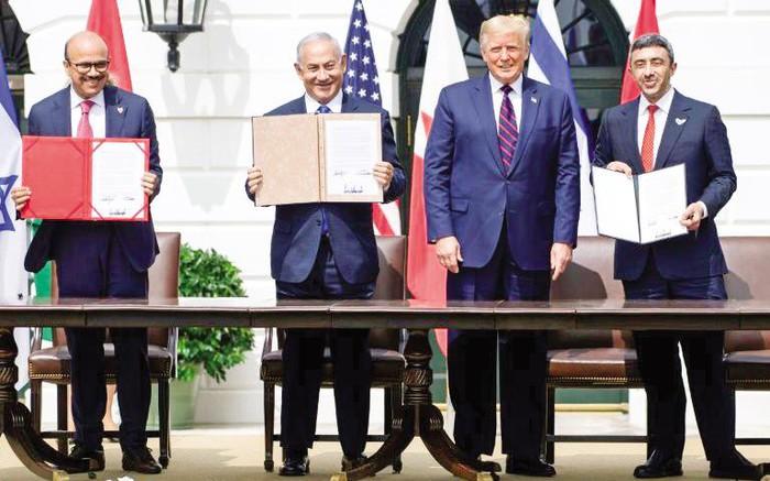 Israel bình thường hóa quan hệ với UAE, Bahrain: thời khắc lịch sử của trung đông