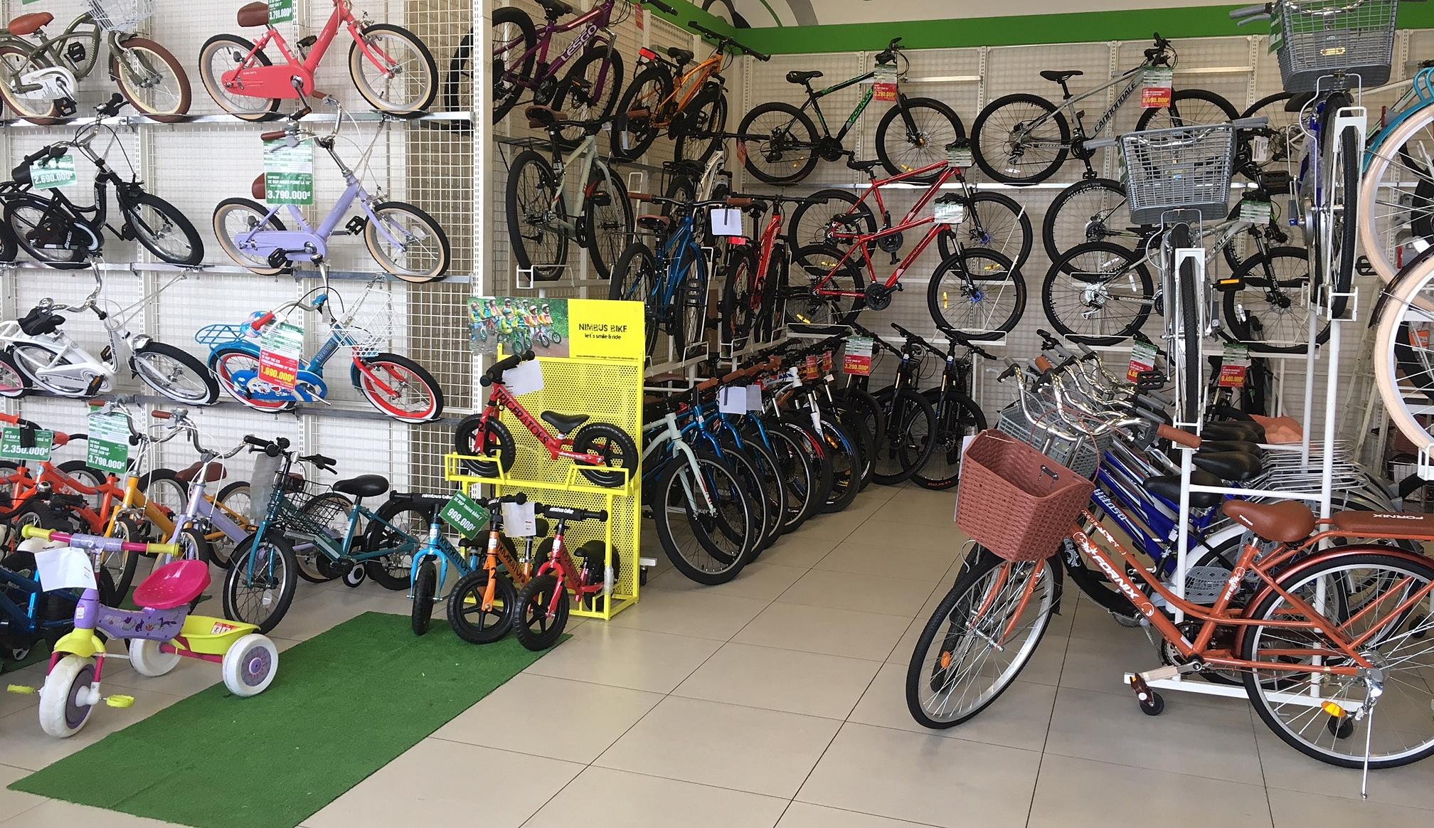 Mùa dịch, sức mua xe đạp trên thị trường tăng đột biến