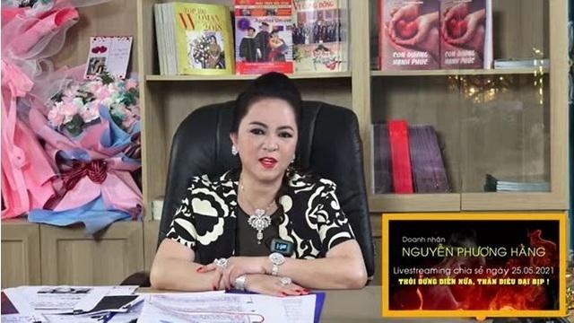 Động thái của Tòa trước việc bà Phương Hằng bị kiện đòi bồi thường 1.000 tỷ